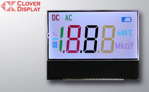 Field Sequential Color (FSC) LCD